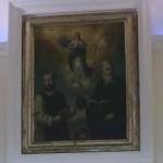 Il quadro della Vergine Immacolata